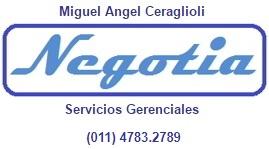 Negotia Servicios Gerenciales - Miguel Ceraglioli
